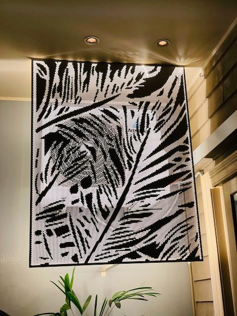 Custom Metal Imagery - Stunning Decorative Laser Cut Screens